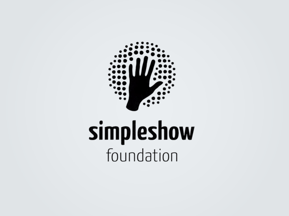 Logo Design  Simpleshow Foundation