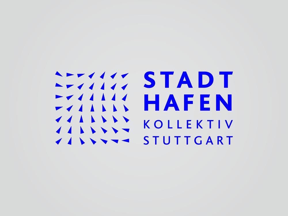 Logo Design  Stadt Hafen Kollektiv