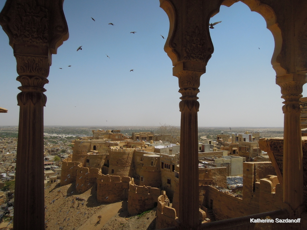 Jaisalmer Fort, India