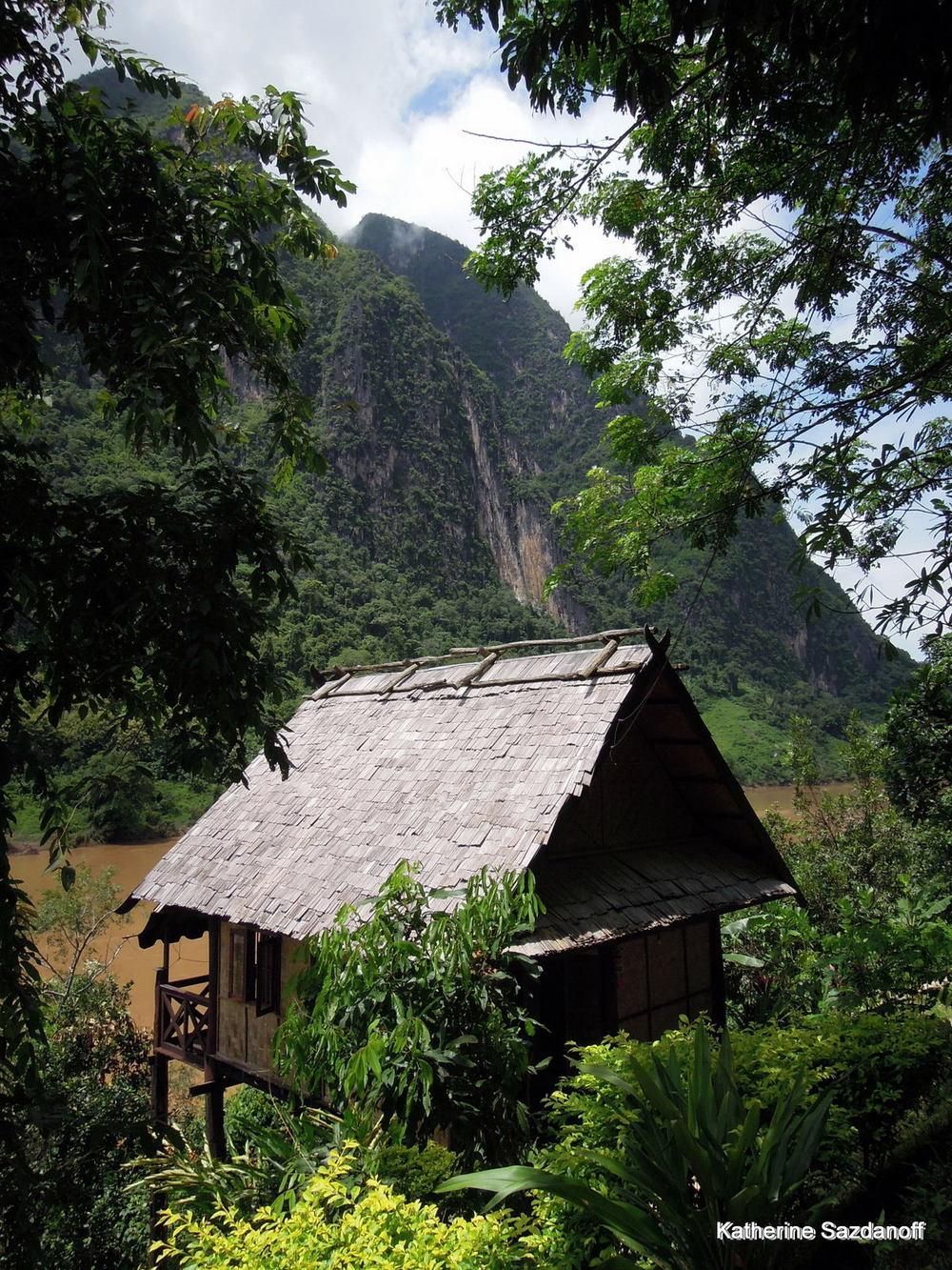 Nong Kiau, Laos
