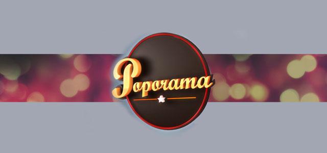 Poporama logo