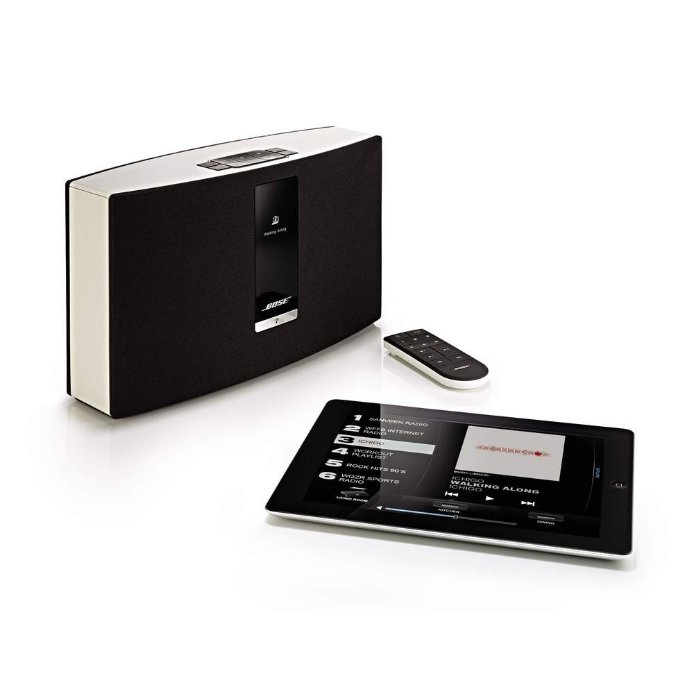 Bose SoundTouch app con SoundTouch 20