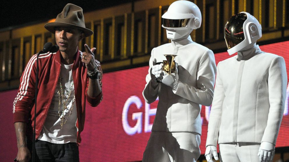 Pharrell Williams & Daft Punk