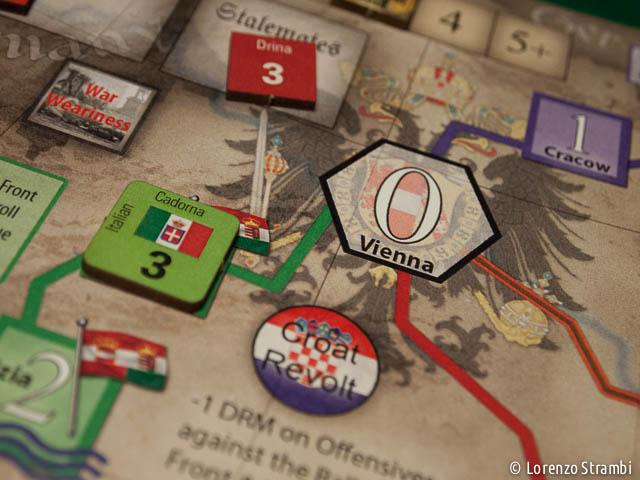 Gli italiani hanno quasi raggiunto Vienna, dobbiamo fermarli!