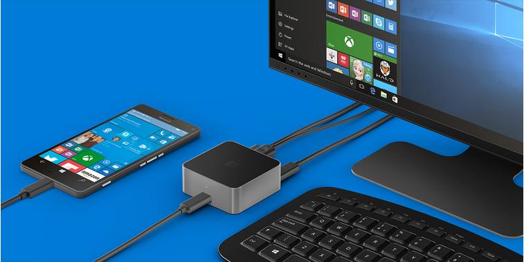 Il Display Dock che trasformerà il Lumia in un PC