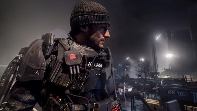 Call of Duty Advanced Warfare CoD AW_Advanced Soldier