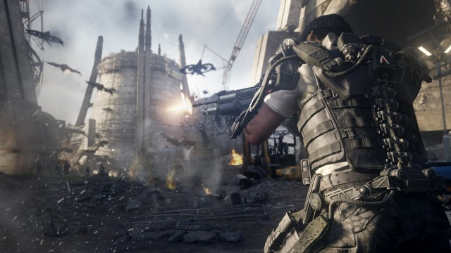 Call of Duty Advanced Warfare CoD AW_Advanced World