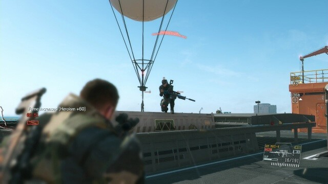 Metal Gear Solid V: The Phantom Pain ora disponibile 54
