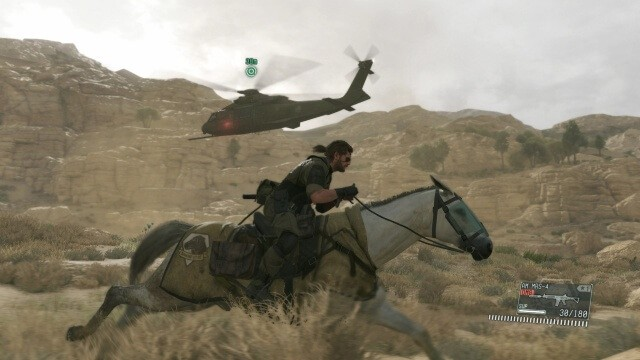 Metal Gear Solid V: The Phantom Pain ora disponibile 58