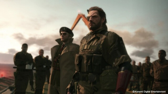 Metal Gear Solid V: The Phantom Pain ora disponibile 64