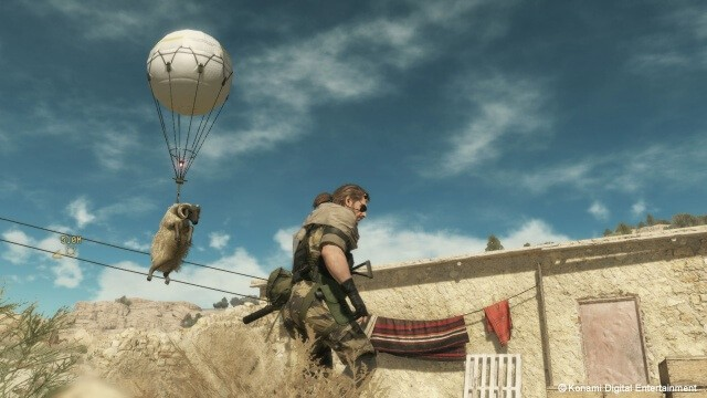 Metal Gear Solid V: The Phantom Pain ora disponibile 66
