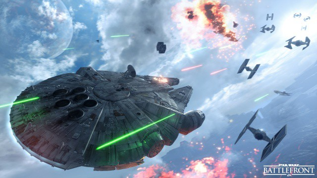 Star Wars Battlefront - Nuovo Trailer di Lancio Gameplay in Italiano 8