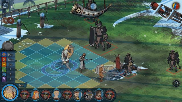 The Banner Saga 2 (PC) 2