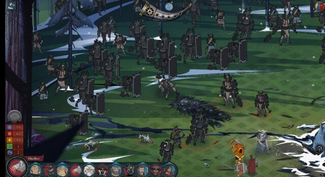 The Banner Saga 2 (PC) 3