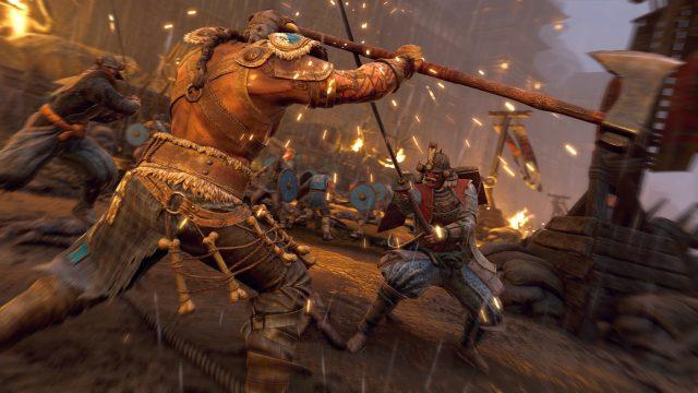 La Battaglia degli Eroi di For Honor™ inizia il 14 Febbraio 13