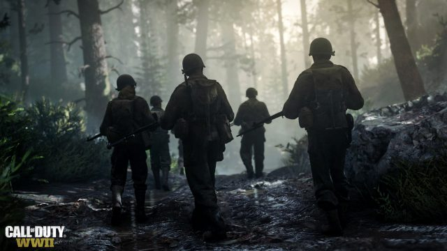 Activision annuncia Call of Duty: WWII 4