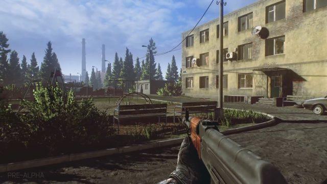 Escape from Tarkov (beta)