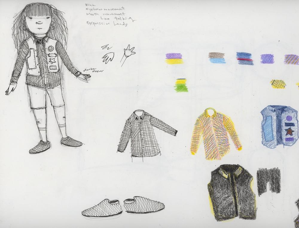 Color Sketch