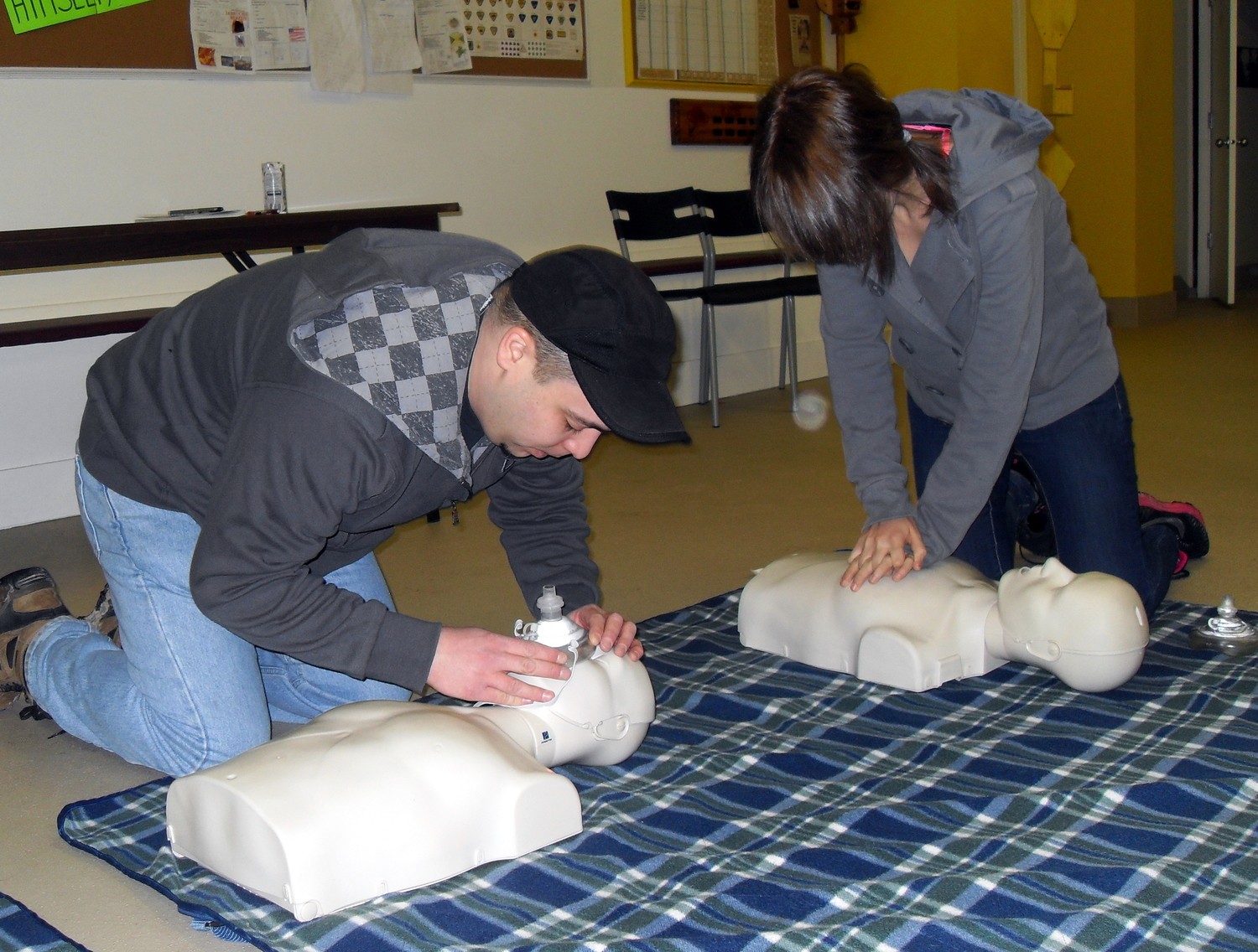 Re Certification Course For Standard First Aid Cpr Aed Level C