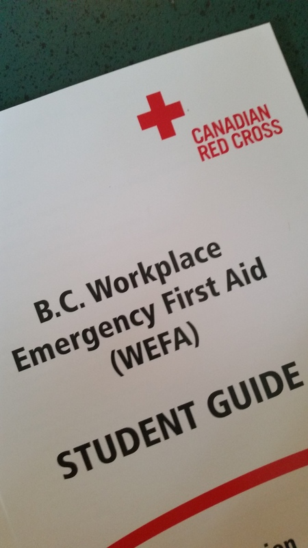 Wefa Workplace Emergency First Aid Certification Go Getters Inc