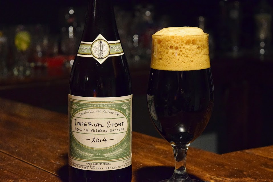 Boulevard: Imperial Stout (11% abv)