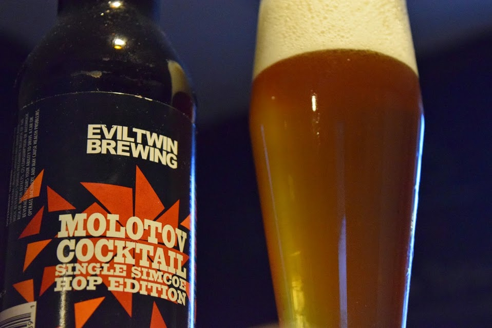 EvilTwin Brewing: Molotov Cocktail (13% abv)