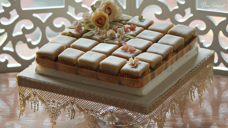 cakes mini gourmands