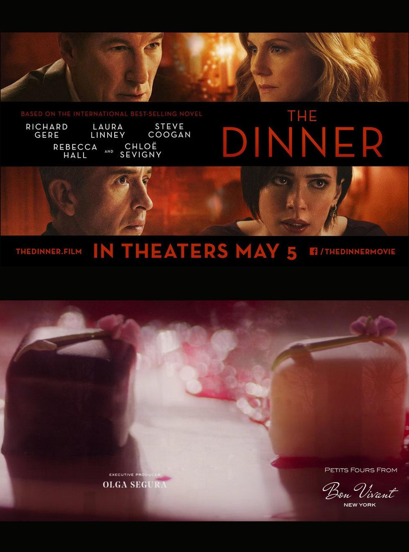 The Dinner, 2017