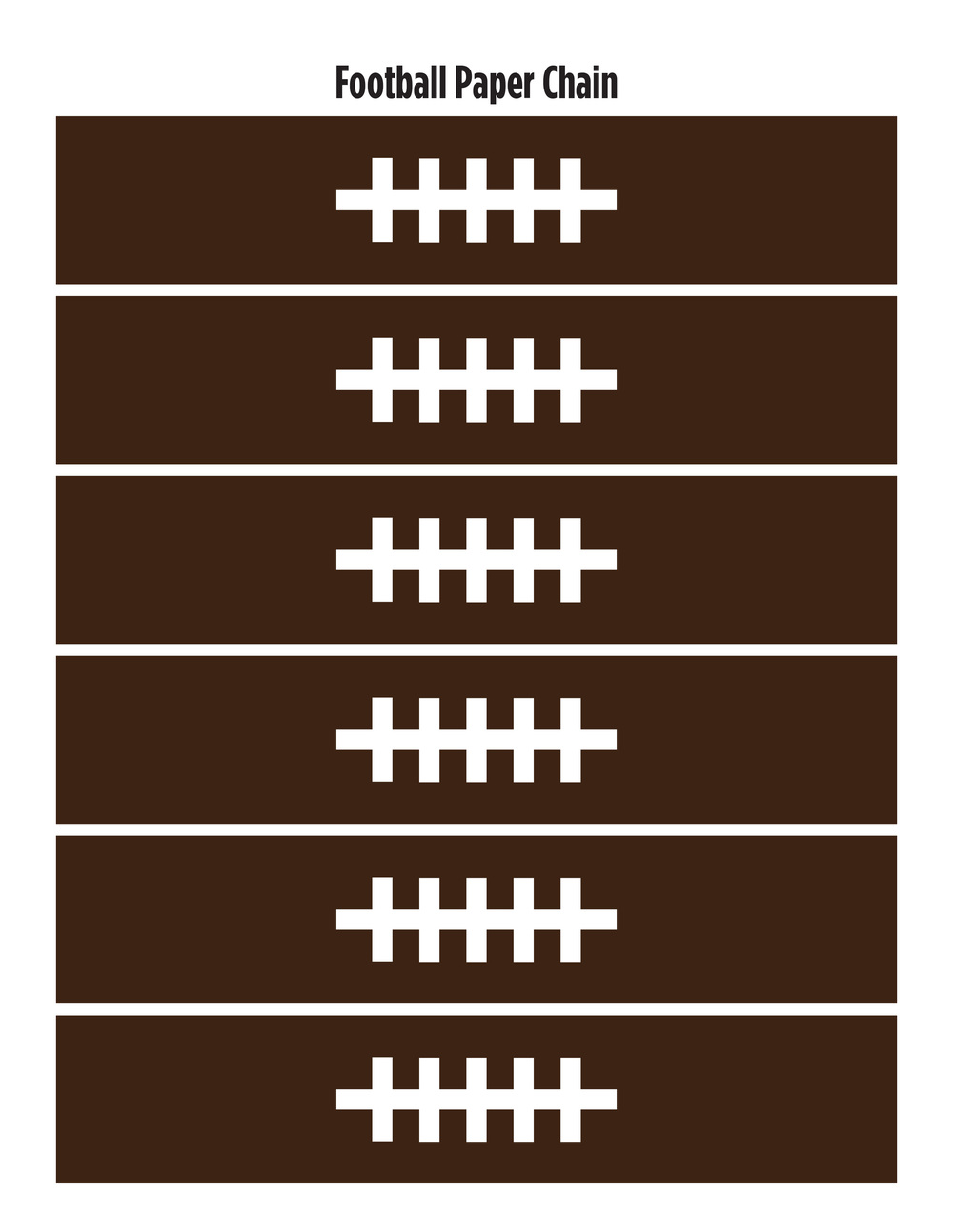 Free Football Tailgate Party Printables