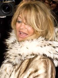 Goldie Hawn wore our Sweet Sue fringe jacket on the streets of Vail