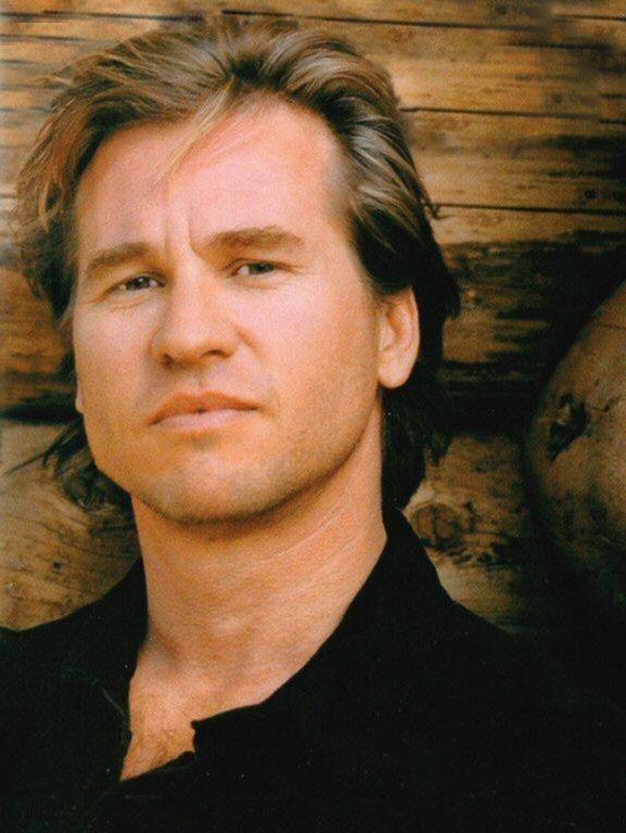 Val Kilmer loves D&A