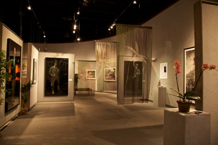 Museum of Florida Art and Culture - January 2012 ©Connie Bransilver