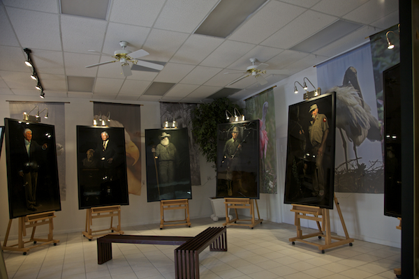 Studio & Showroom - Guardians of the Everglades®