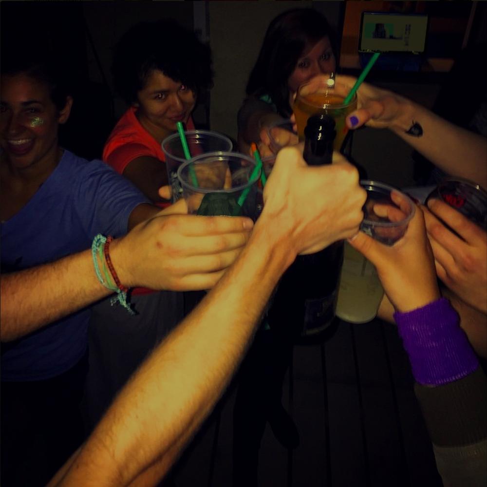 The U Street Bar Crawl — The Welcoming Committee