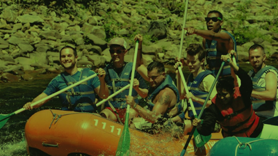 TWC Rafting Takeover