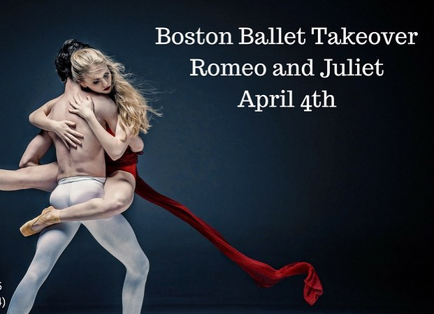 Boston Ballet tickets on sale for one more week! Grab them before they are gone!