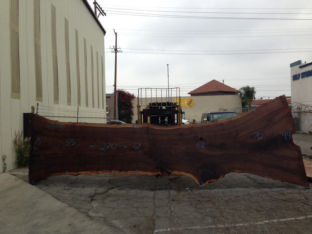 Chance to Own One of the Largest California Claro Walnut  : 1395871465400 from www.taylordonsker.com size 1000 x 750 jpeg 250kB