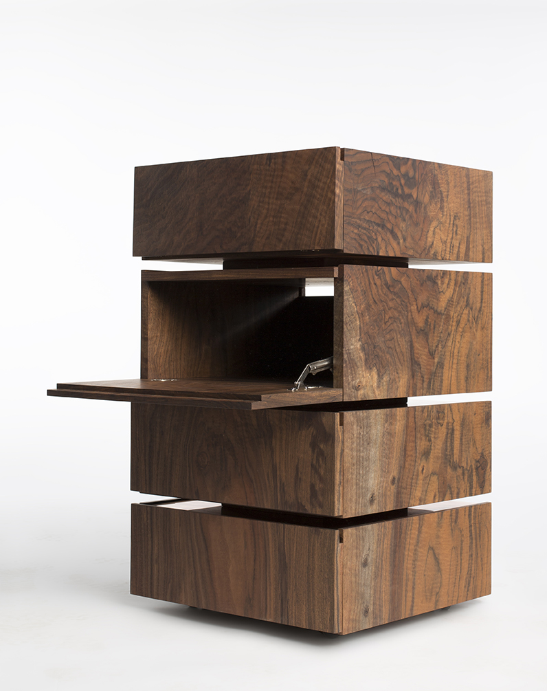 The Format Cabinet A Nod To Donald Judd Taylor Donsker