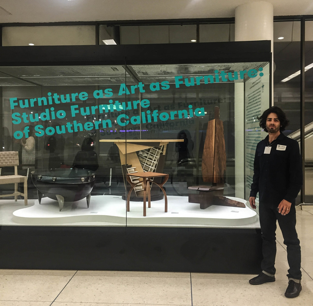 The Purpose Of The Exhibit Will Be To Expose The Traveling Public To  U0027Studio Furnitureu0027 U2014 Showcasing The Talents Of Southern California Furniture  Designers ...