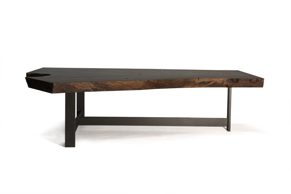 Live Edge Graft Coffee Table II