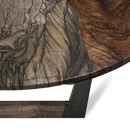 Paleolithic Pangaea Dining Table