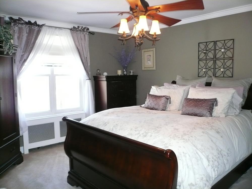 New bedroom.