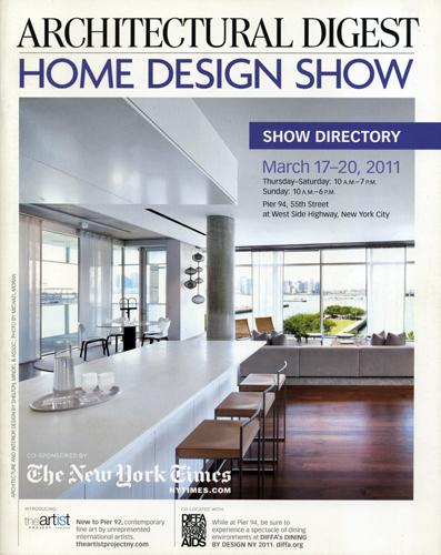 Press ghislaine vi as interior design llc for Ad interior design