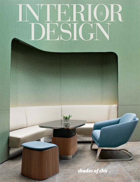 Interior Design Magazine, June 2014