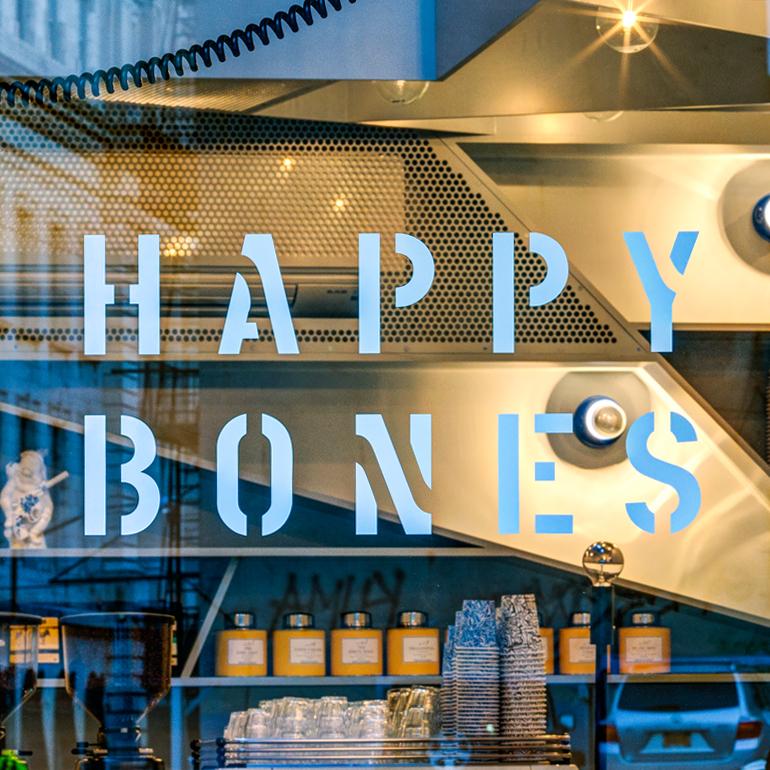 Happy Bones Coffee Shop