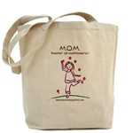 No Mommy's Perfect Tote Bag