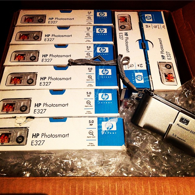 @perimeterbpro thank you so much for your incredible donation of 10 @hp cameras!!
