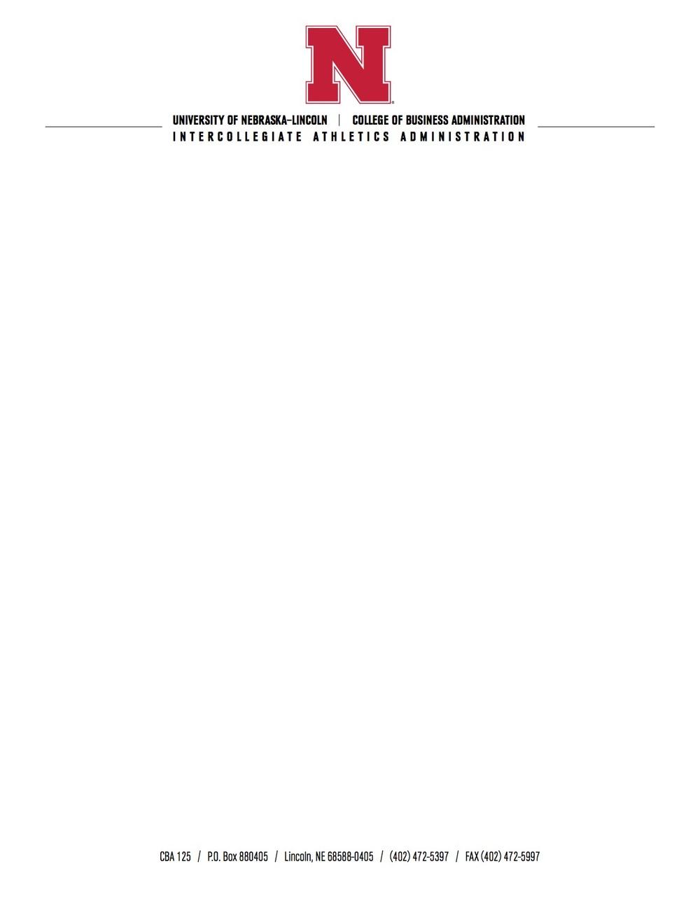 MAIAA letterhead
