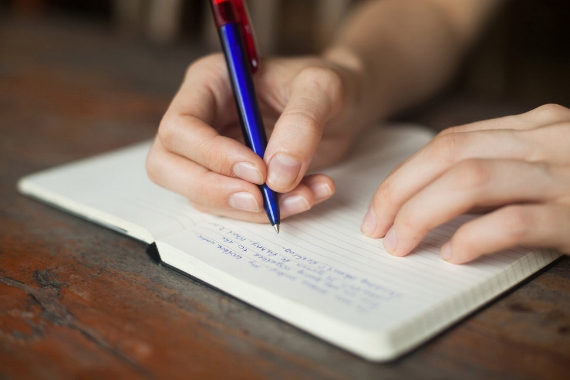 A writing workshop to discover your authentic self and practice expressive writing