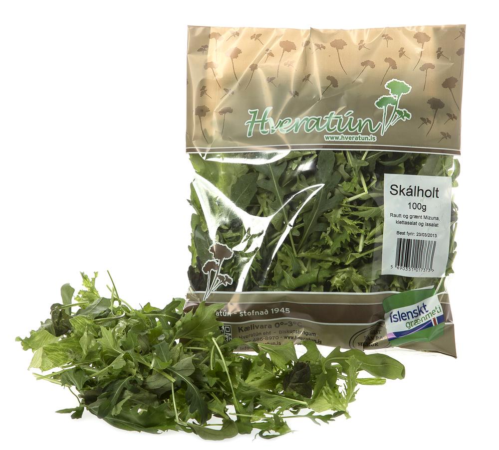 Salatblandan Skálholt